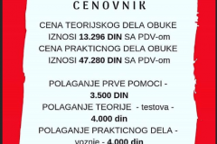 autoskola-bjanka-cenovnik