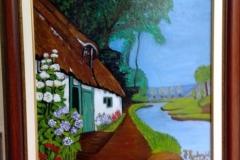 1jelena-radonjic-slike-po-porudzbini-pejzazi-selo-kucica-starinski-naiva-slikanje-na-platnu-slikar-moja-baza-biznis-portal