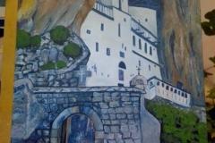 1jelena-radonjic-slike-po-porudzbini-crtezi-ostrog-manastir-slikanje-na-platnu-slikar-moja-baza-biznis-portal