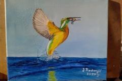 1jelena-radonjic-slike-po-porudzbini-ptica-mrtva-priroda-slikanje-na-platnu-slikar-moja-baza-biznis-portal