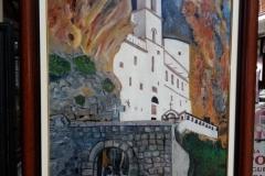 2jelena-radonjic-slike-po-porudzbini-crtezi-ostrog-manastir-slikanje-na-platnu-slikar-moja-baza-biznis-portal
