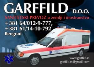 Garffild--sanitetski-prevoz-inostranstvo-bolesnik-medicinski-transport-zbrinjavanje-mojabaza-garfild