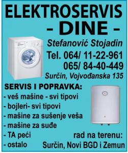 DINE-Elektroservis-surcin-popravka-servis-kuhinja-masina-za sudje-masinazaves-tapec-ledine-beograd