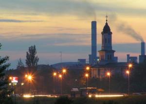 obrenovac termoelektrana