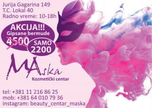 kozmeticarski centar maska