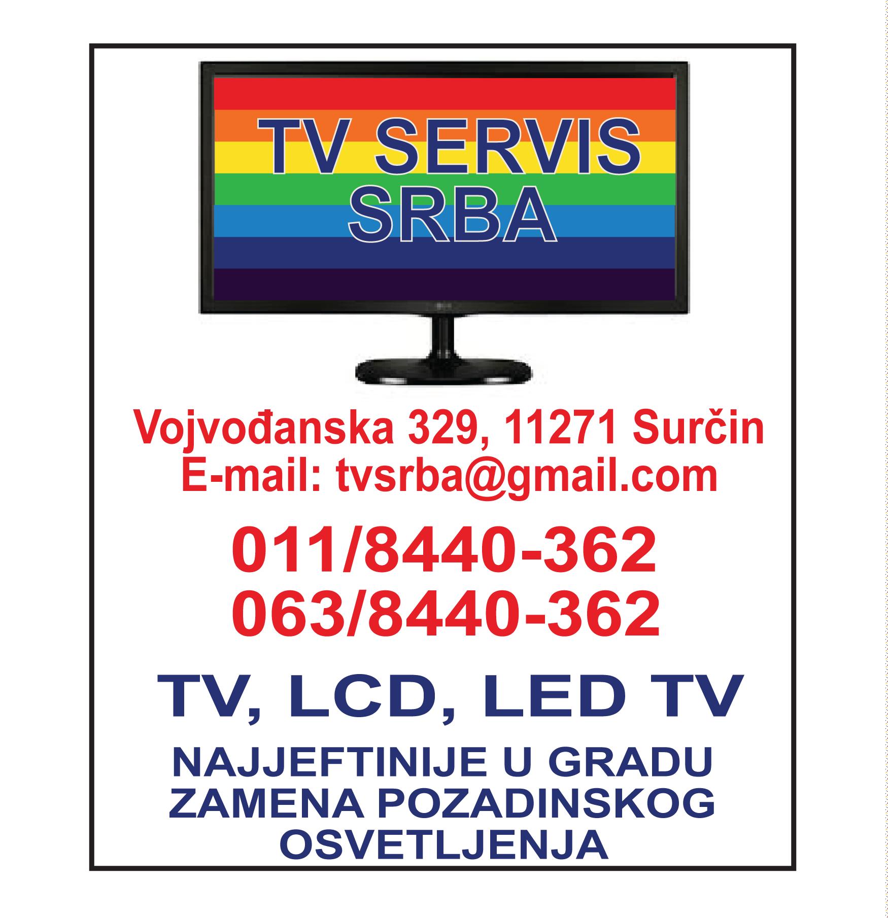 TV-SRBA-surcin-popravka-ledtv-lcdtv-led-monitor-pokvaren-servis-televizor-televizija+beograd-pozadinskosvetlo-