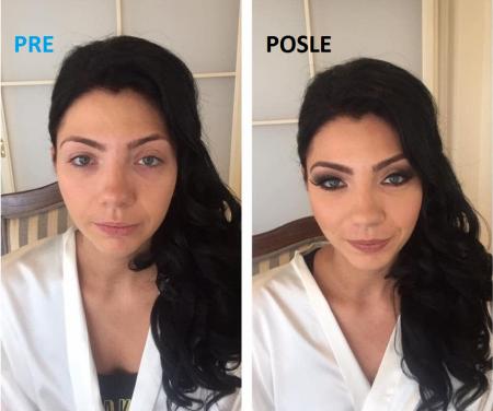 milka profesional makeup nails nokti sredjivanje salon svecanost izgled profy look stajling mojabaza1