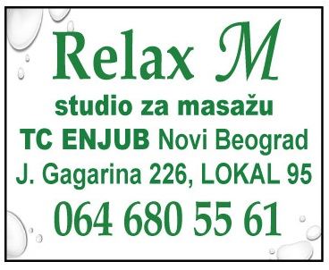 RELAXM-salonzamasazu-masiranje-upale-misici-bolnaramena-bolirame-zglobovi-opustanje-antistres-relaksacija-zamor-premor-odmor-predah-enjub-blokovi-novibgd-mojabaza
