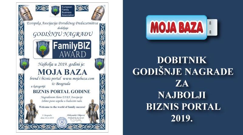 Famili BIZ Award