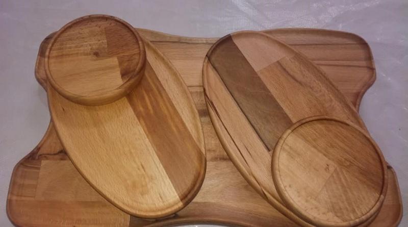 drvene posude etno stil kuhinja original suvenir poklon serbia europe souvenier present wood mojabaza7