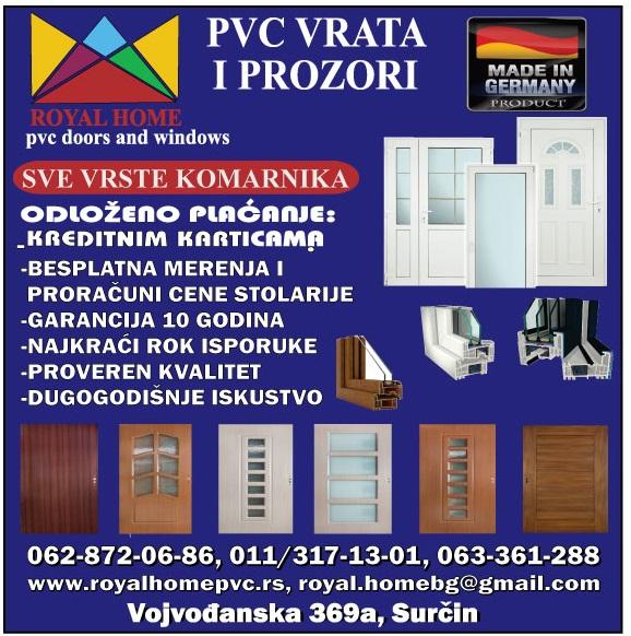 rojal-home-pvcstolarija-aluminijumskastolarija-surcin-prozori-vrata-komarnici-ograde-povoljno-kvalitet-akcija-dobanovci-jakovo-mojabaza
