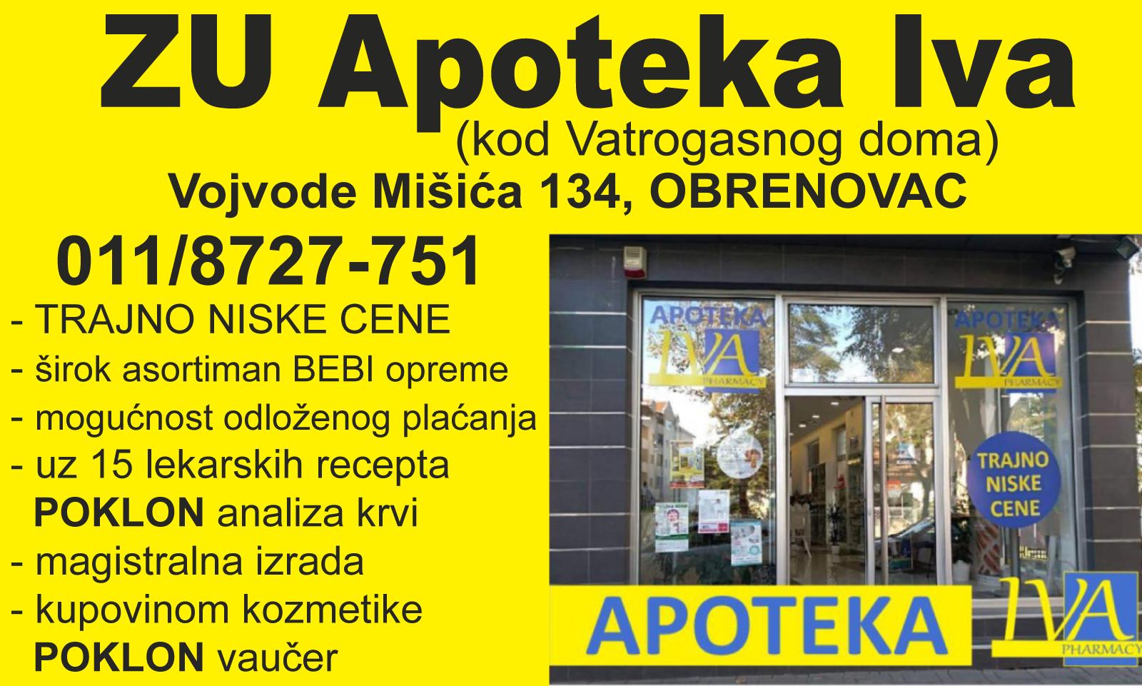 APOTEKAIVA-vojvodemisica-centar-bebioprema-pelene-kozmetika-obrenovac-lekovi-povoljno-zdravlje-poklon-vaucer-recept-lekarski-popust-mojabaza