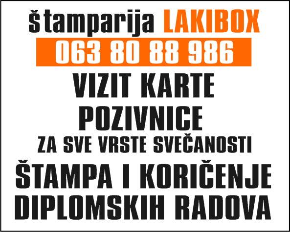 LAKIbox-stamparija obrenovac-vizitkarte-flajeri-pozivnice-digitala-diplomski-seminarski-štampanje-koricenje-mojabaza