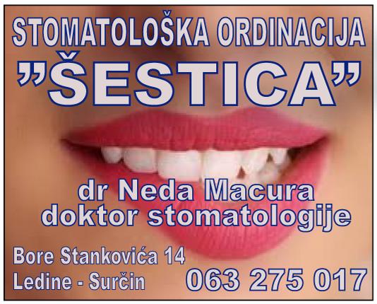 ŠESTICA-dr-neda-stomatološke-usluge-popravke-zuba--izrada-proeteze-popravka-proteze-vadjenje-zub-ledine-sestica-povoljno-surcin-mojabaza