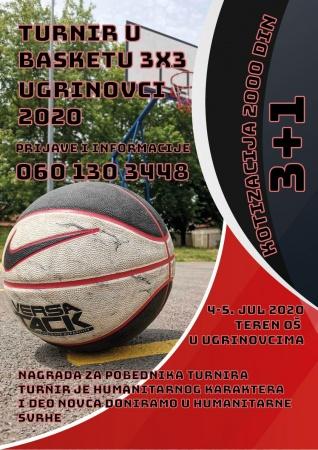 humanitarni basket turnir ugrinovci kosarka beograd zemun mojabazaoglasi jul 2020