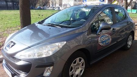 goran petrovic instruktor voznje auto