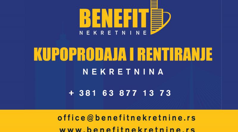 #benefit nekretnine beograd kupovina prodaja neposkretnosti stanovi apartmani bezanijska kosa srbija mojabaza 1