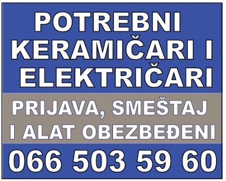 #Keramicarski-POSAO-keramicar beograd oglasi trazim posao gradjevina zaposlenje stali poslovi konkursi slobodna radna mesta mojabaza