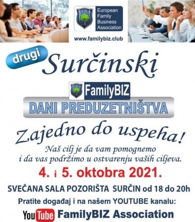 #1surcinskiDani-preduzetništva2021-e